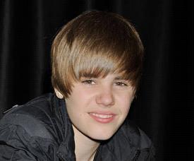 Justin Bieber's Earring
